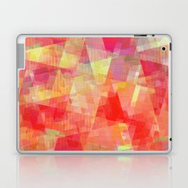 Red Angle Equations Laptop & iPad Skin