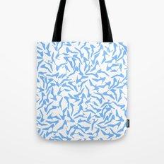 Shoes Blue Tote Bag