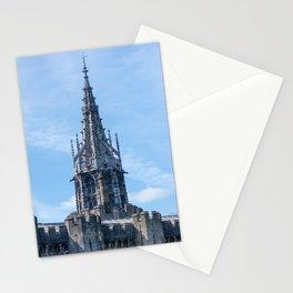 Gothic City Stationery Cards