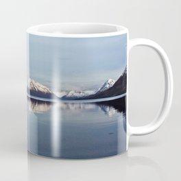 Mountains on Karluk Lake Photography Print Coffee Mug