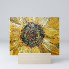 Sunflower Mini Art Print