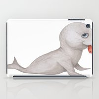 seal iPad Cases featuring Seal by Joey Wall