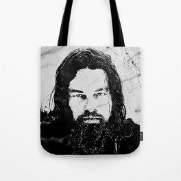 DiCaprio The revenant Tote Bag