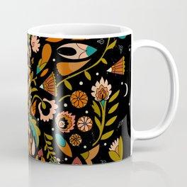 Botanical Print Coffee Mug