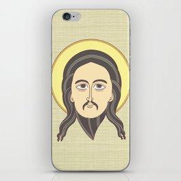 jesus icon iPhone Skin