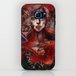 Red Angel iPhone Case