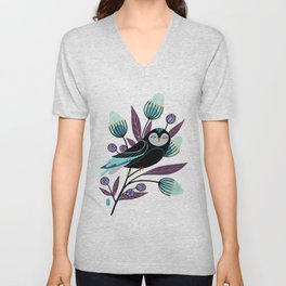 Branch and Bloom Unisex V-Neck
