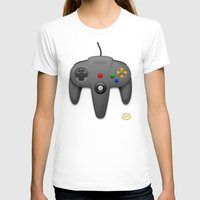 nintendo T-shirts featuring Nintendo 64 by S3NTRYdesigns