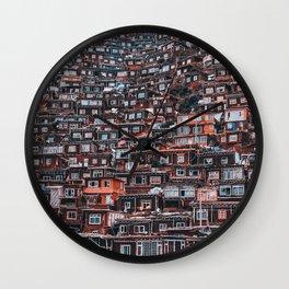 Endless Summers Wall Clock