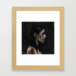 Arbiter  Framed Art Print