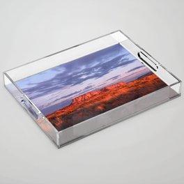 nm Acrylic Tray