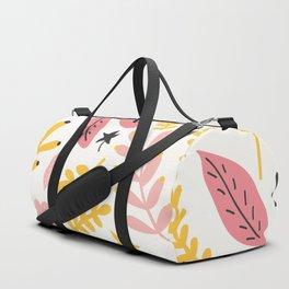 Sprigs of summertime Duffle Bag
