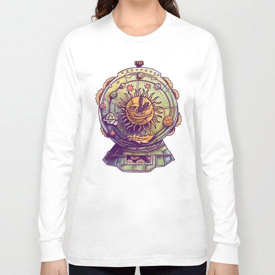 Cosmic Clock Long Sleeve T-shirt