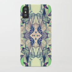 Kaleidoscope II iPhone X Slim Case