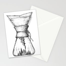 Chemex Coffee Stationery Cards