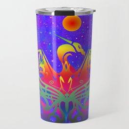 Star Dragon Travel Mug