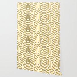 gold glitter pattern Wallpaper