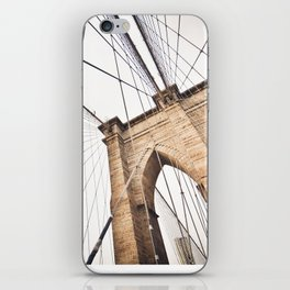 Brooklyn Bridge I iPhone Skin