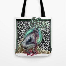 Curse of the Wendigo Tote Bag