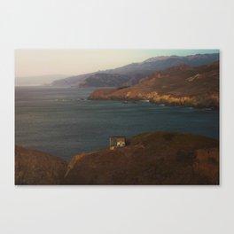 Lookout Spot Canvas Print