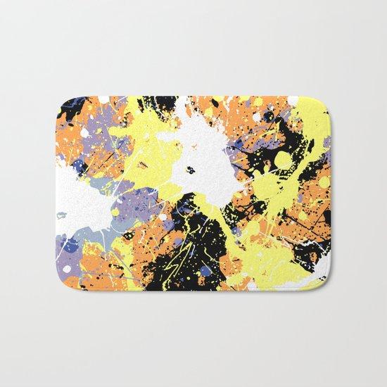 Abstract 20 Bath Mat