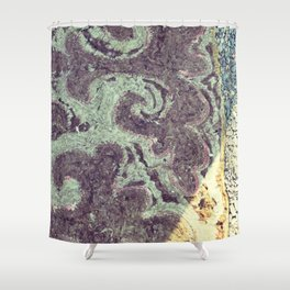 Felt Door Mat, Mongolia Shower Curtain