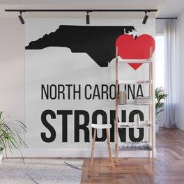 North Carolina strong / Hurricane season Wall Mural