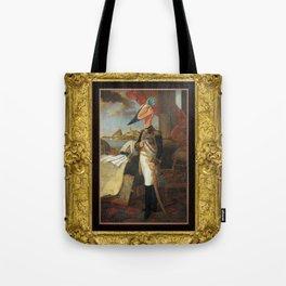 Framed Tyrant Tupuxuara Tote Bag