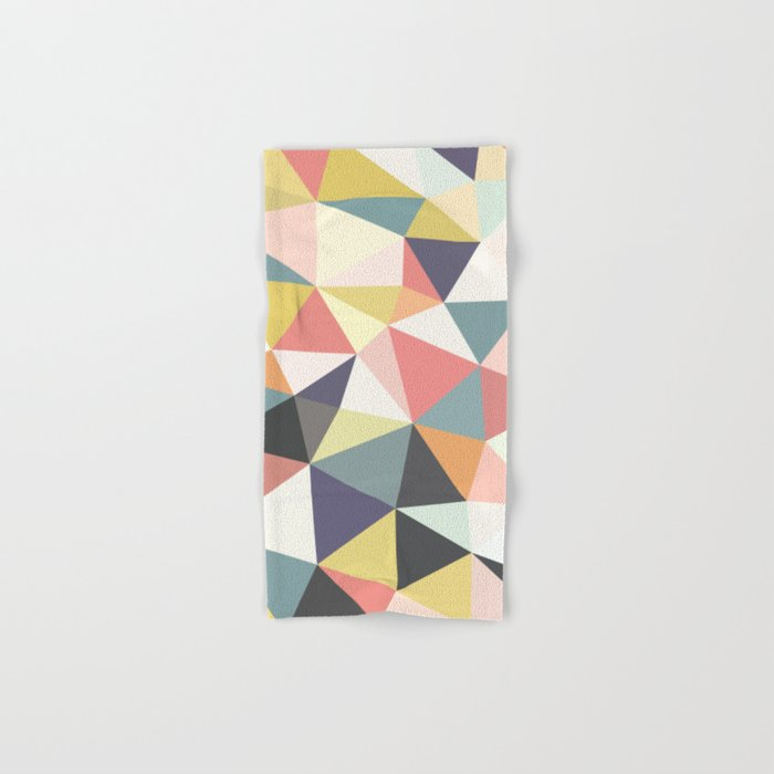 Deco Tris Hand & Bath Towel