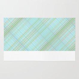 Re-Created  Grid 1 by Robert S. Lee Rug