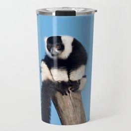Varecia Variegata III Travel Mug