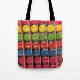 Five. Fashion Textures Tote Bag