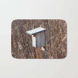 Bird House Bath Mat