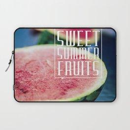 Sweet summer fruits (water melon) Laptop Sleeve