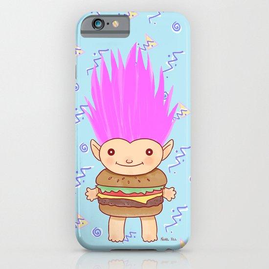 Hamburger Troll iPhone & iPod Case