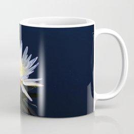 White Water Lily- horizontal Coffee Mug