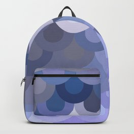 Blue Scales Backpack