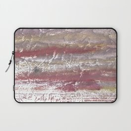 Marble abstract Laptop Sleeve