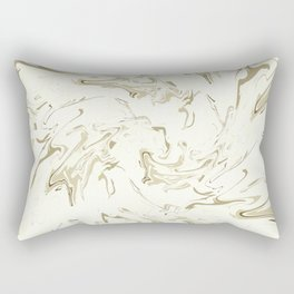 Marbled texture Rectangular Pillow