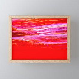Impatient Framed Mini Art Print