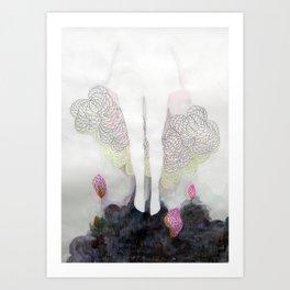 Schoolgirl Crush, 2012 Art Print