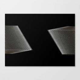 Light and Darkness with Architrcture Canvas Print