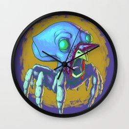 Aaaaauuuuuggghhhh!!! Wall Clock