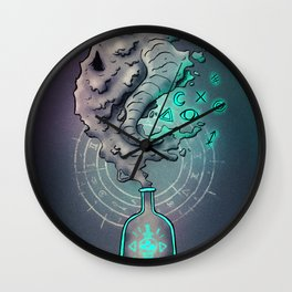Deadly Potion Wall Clock