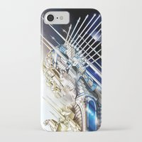 sci fi iPhone & iPod Cases featuring Sci-Fi Series 1 by eos vector