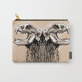 Seal Skulls Carry-All Pouch