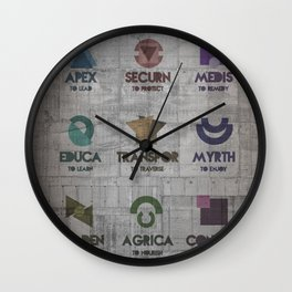 leveL -The Tiers Wall Clock