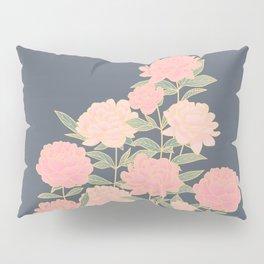 Pink peonies vintage pattern Pillow Sham