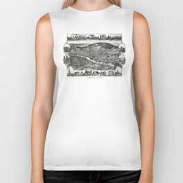 Corning - New York - 1882 Biker Tank