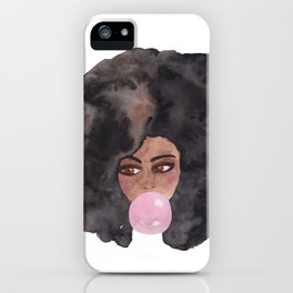 Queen Pop iPhone Case